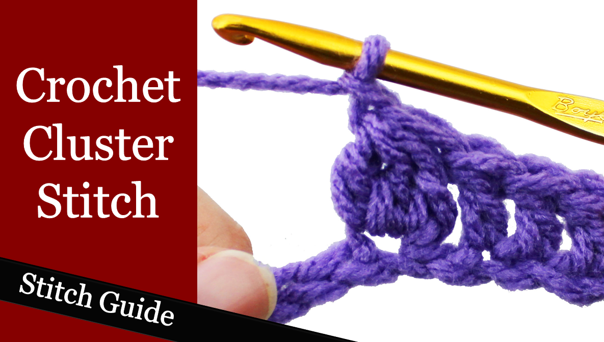 Crocheting Guide : Crochet Stitch Guide