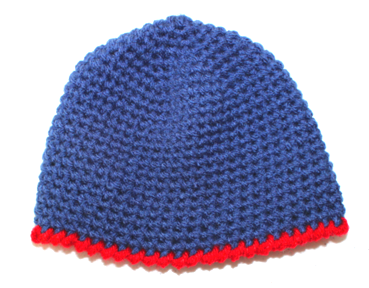 Learn an Easy Crochet Baby Beanie Pattern