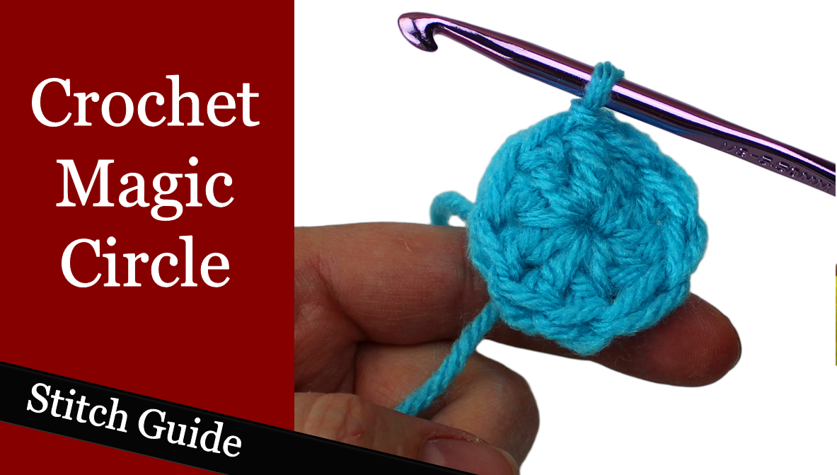 Crochet Stitch Overview : Crochet Stitch Guide