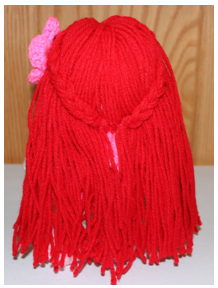 CROCHET DOLL HAIR Crochet For Beginners